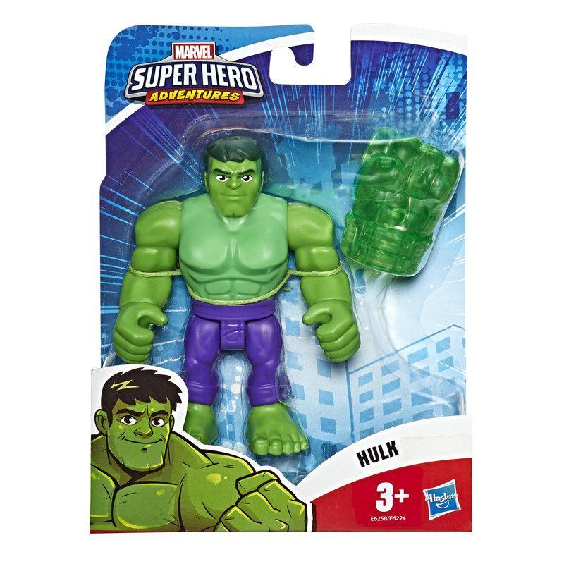 Playskool Heroes Super Hero Adventures Figuras de Acción Coleccionables de 5 pulgadas Mini