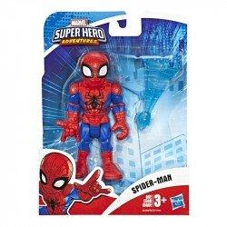 Playskool Heroes Super Hero Adventures Figuras de Acción Coleccionables de 5 pulgadas Mini Spider-Man