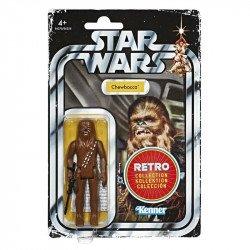 Star Wars E6270  Figuras Retro Power of the Force Chewbacca Juguete Hasbro