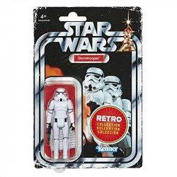 Star Wars E6268  Figuras Retro Power of the Force Stormtrooper Juguete Hasbro