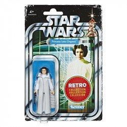 Star Wars E6269  Figuras Retro Power of the Force Princesa Leia Juguete Hasbro