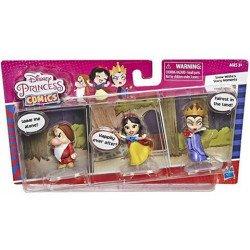 Disney Princesas Comic Pack de 3 - Momentos en la Historia Set 1