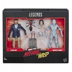 MARVEL E6345 Marvel 80 Aniversario Ant Man & The Wasp 2 Pack  Juguete Hasbro