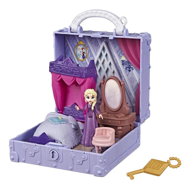 Frozen E6545 Frozen 2 Pop-Up Escenas Básicas Assortment Juguete Hasbro Juguete Hasbro