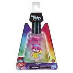 Trolls E6804 Trolls World Tour Figura Mini Poppy