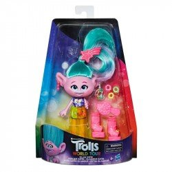 Trolls E6820 Trolls World Tour Fashion Trolls Deluxe Satin