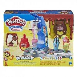Play Doh E6688 Play-Doh Kitchen Heladería Creativa Set de Juego