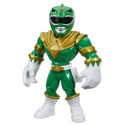 Power Rangers E6730 Power Rangers Mega Mighties Ranger Verde