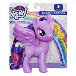 MY LITTLE PONY E6847 My Little Pony Figura 6 Pulgadas Rarity Juguete Hasbro