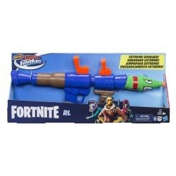 Supersoaker E6874 Nerf Super Soaker Lanzador de agua Fortnite RL