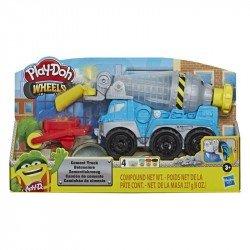 Play Doh E6891 Play-Doh Wheels Set de Juego Camión de Cemento