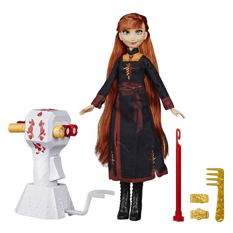 Frozen E6950 Frozen E6950 Frozen 2 Trenzamanía Juguete Hasbro Juguete Hasbro
