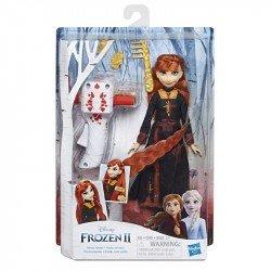 Hasbro E7003 Frozen 2 Trenzamanía Juguete Hasbro Anna