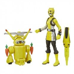 Power Rangers E7270 Power Rangers Figuras de 6 Pulgadas