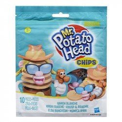 Hasbro E7402 Mr. Potato Head Chips Ranch Blanche