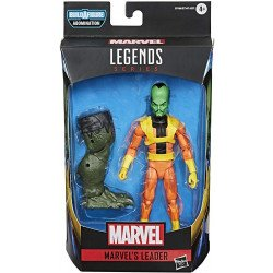 Hasbro Marvel Legends Series Gamerverse - Figura coleccionable de Marvel's Leader de 15 cm