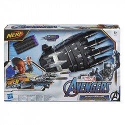 Marvel E7372 Marvel Avengers Power Moves Lanzador Zarpazo de Pantera Black Panther Juguete Hasbro