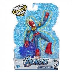 Marvel Leyendas Capitán Marvel formato binario exclusivo 6 pulgadas Figura Nueva