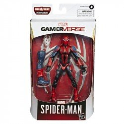 Marvel Spiderman Legends Figura 6 pulgadas  - Spider-Armor MK III