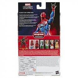 Marvel E7457 Spiderman Legends Figura 6 pulgadas