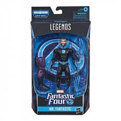 Marvel Fantastic Four Legends Figura 6 pulgadas  -  Mr. Fantastic