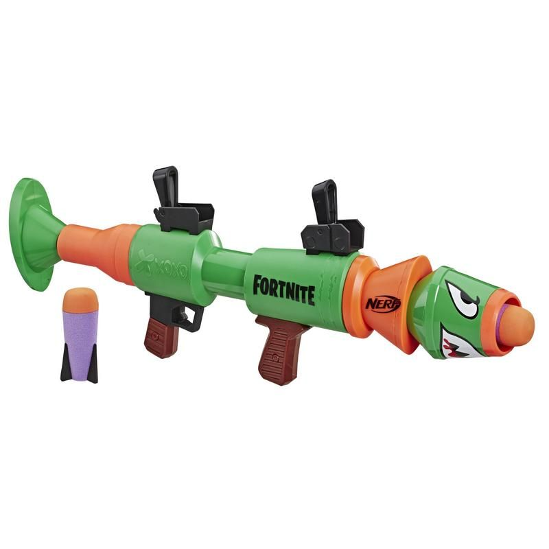 NERF E7511 Nerf Lanzador Fortnite RL Juguete Hasbro