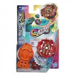 Beyblade Hypersphere Starte Pack Ashindra A5 Top y Lanzador
