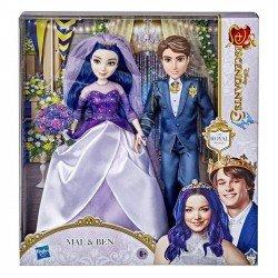 Disney Descendants E7650 Mal y Ben Hasbro