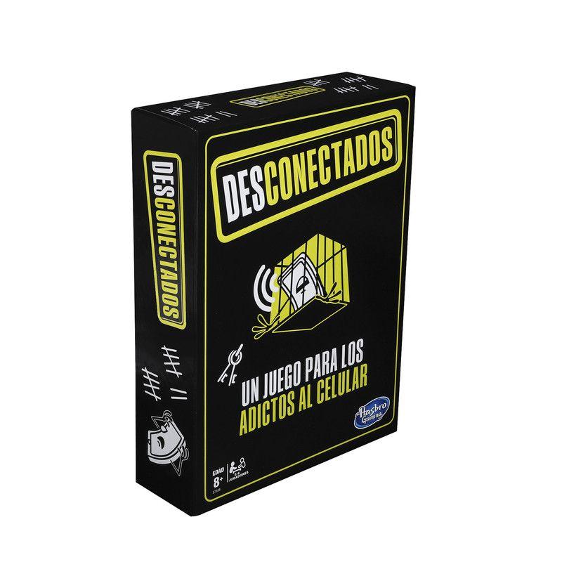 Juego de Mesa Hasbro Gaming Desconectados