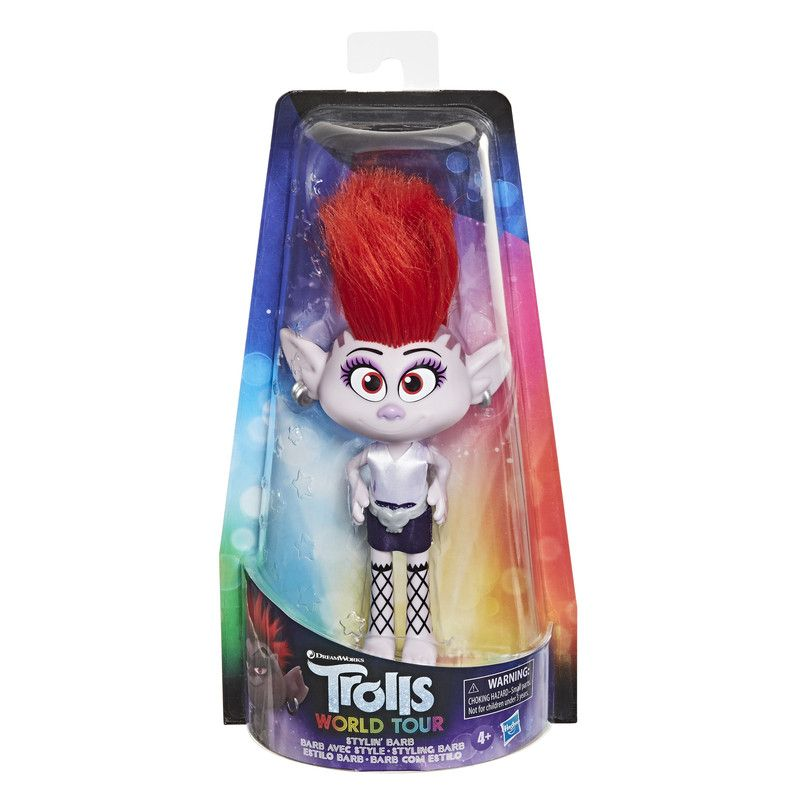 Trolls E8006 Trolls World Tour Fashion Trolls Básica