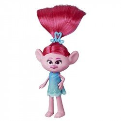 Trolls E8022 Trolls World Tour Fashion Trolls Básica Poppy