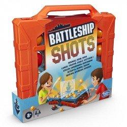Juego de Mesa Hasbro Gaming Battleship Shots