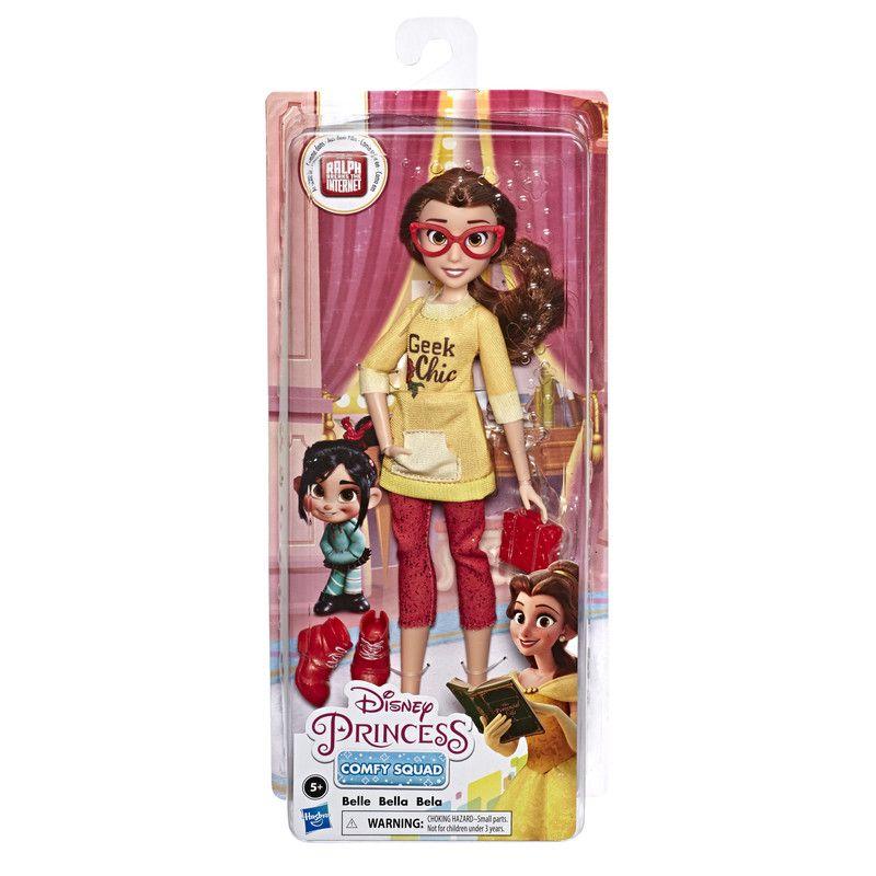 Disney E8393 Princesas Comfy Squad Muñeca Básica