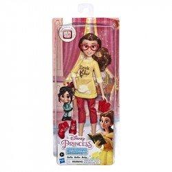 Disney Princesas Comfy Squad Muñeca Básica Bella