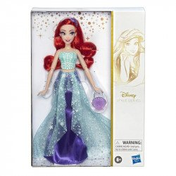 Disney Girls E8397 Disney Pricesas Style Series Ariel Juguete Hasbro