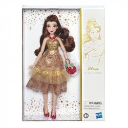 Disney Girls E8398 Disney Pricesas Style Series Bella Juguete Hasbro