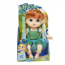 Baby Alive Littles Muñeca Pelirroja