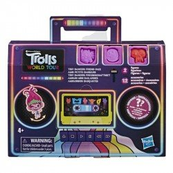 Trolls E8421 Trolls World Tour Amigos Mini Bailarines