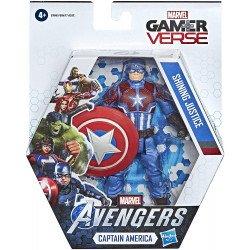 Marvel Avengers Figuras de Acción de 6 Pulgadas Básicas Square Enix - Capitán América