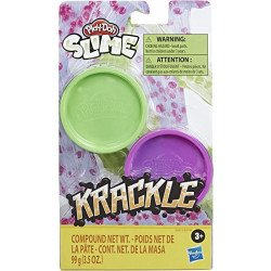 Play-Doh E8788 Krackle Verde