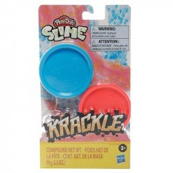Play-Doh E8788 Krackle Azul