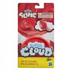 Play Doh E8818 Play-Doh Super Cloud Single Can Rojo