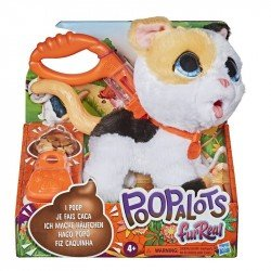FurReal Poopalots Grandes Paseos Gato