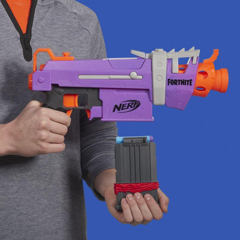 Nerf E8977 Nerf Fortnite Lanzador SMG-E