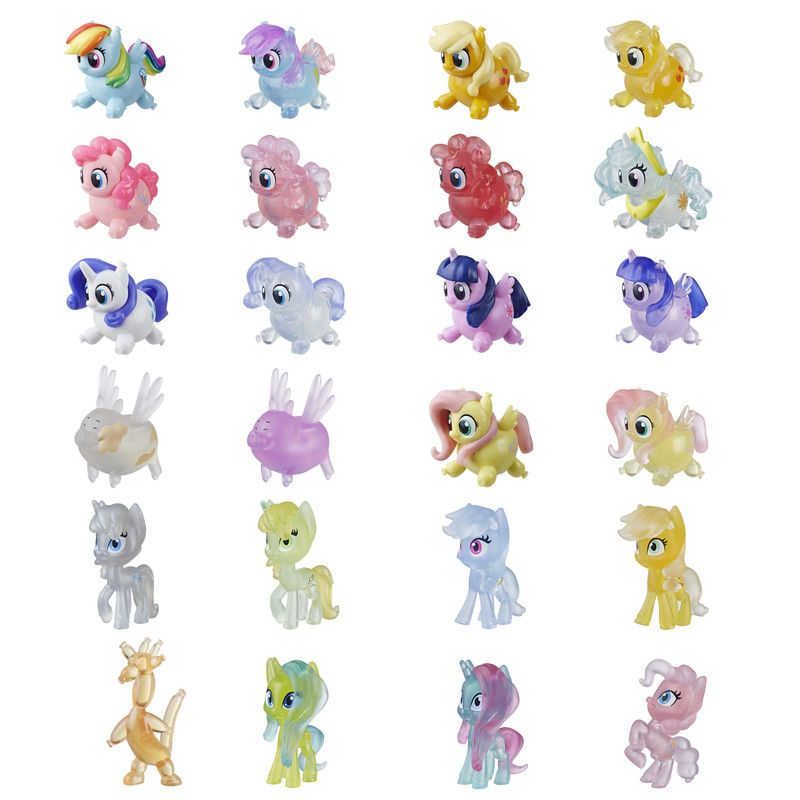 My Little Pony E9100 My Little Pony Figuras Sorpresa Mágicas Pociones