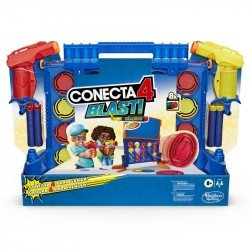 Hasbro Gaming E9122 Hasbro Gaming Connect 4 Blast! Juguete Hasbro