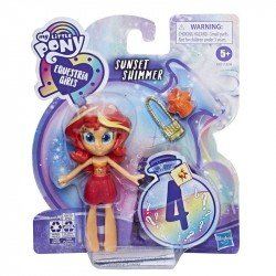 My Little Pony E9251 My Little Pony Equestria Girls Fashion Squad Sunset Shimmer