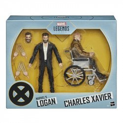 Marvel Legends E9457 Marvel's Logan & Charles Xavier
