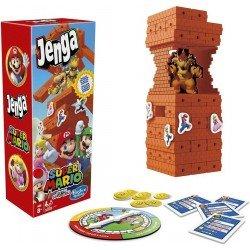 Hasbro Gaming E9487 Super Mario Jenga