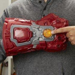Marvel E9508 Marvel Avengers Guante Electrónico de Hulk de Juguete Juguete Hasbro